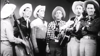 The Sons of The Pioneers - Cowboy Camp Meeting 1949