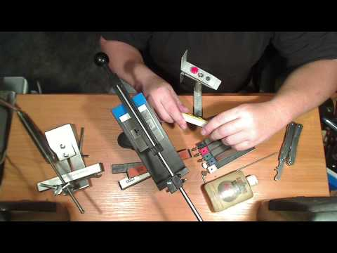 0 - Яка краща точилка для ножів, з яких матеріалів?