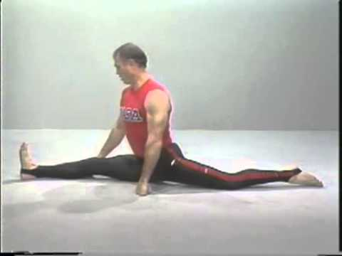 Bill Wallace Stretching For Athletes