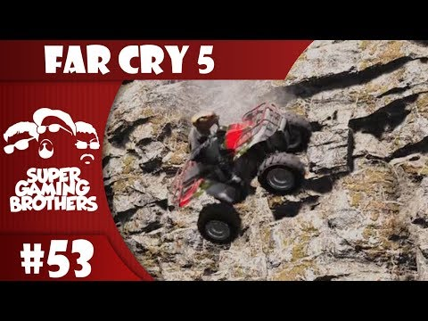 SGB Play: Far Cry 5 - Part 53 | Where'd My Missile Go? thumbnail