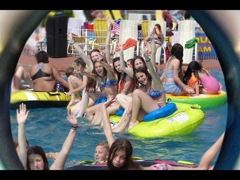 ZEPHYRUS SOMMER Pool-Party 2015 in Regensburg & Forchheim
