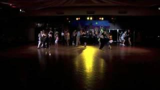 J.R.D.A. Ball 2008 :  Cool -vs- Nerd Beg/Int Salsa Team