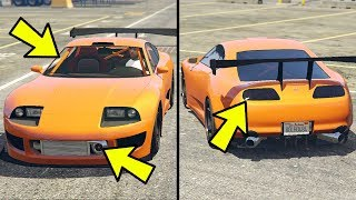 GTA 5 Online - 10 Things About The JESTER CLASSIC You Need To Know (GTA 5 Tips, Tricks & Secrets)