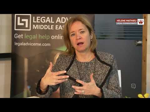 Interview 4 - Legal Advice Middle East