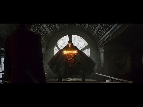 Doctor Strange All Best Scenes And Fight...