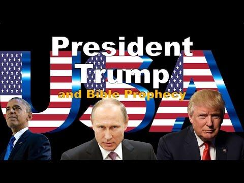 President Trump & Bible Prophecy