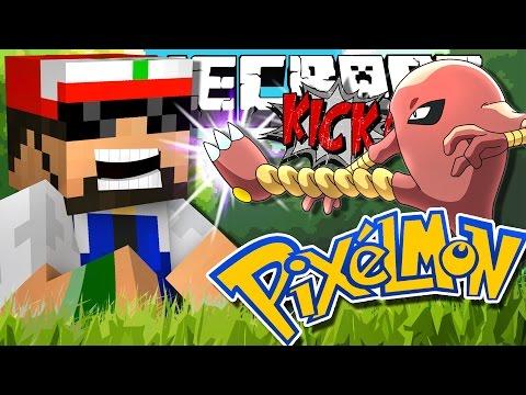 Minecraft | Pixelmon | KICK EM IN THE THROAT!! [11]