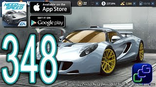 NEED FOR SPEED No Limits Android iOS Walkthrough - Part 348 - Car Series: Titans Ch2-3