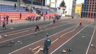 Подольск матчевая встреча ЦРЦ, Финал 100 м, Firesport