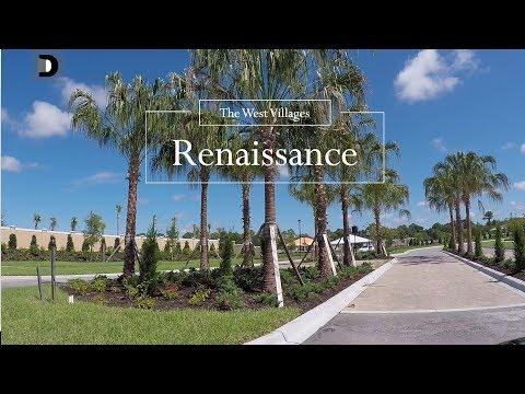 Renaissance at The West Villages | New Homes for Sale | Venice FL