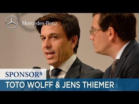 Mercedes in der Formel 1: Wolff und Thiemer diskutieren die Erfolgsfaktoren | MSS 2014