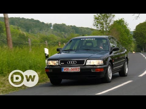 Damals revolutionär: Audi V8 | DW Deutsch