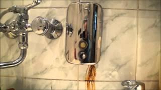 видео диспенсер для мыла