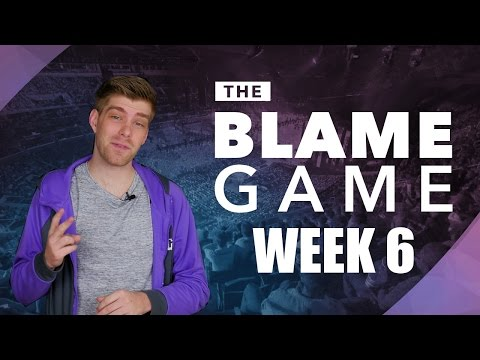 The Blame Game | S7 Spring W6: Trashb... Er... Youngbin and CLG's Drafts
