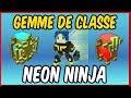TROVE - Gemme De Classe Ninja Neon (Neon Ninja) - [GUIDE]