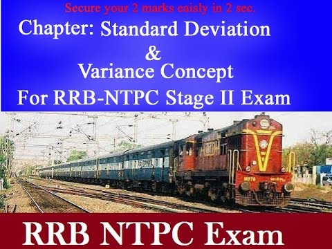 Standard Deviation Amp Variance Concept Very Easy Youtube