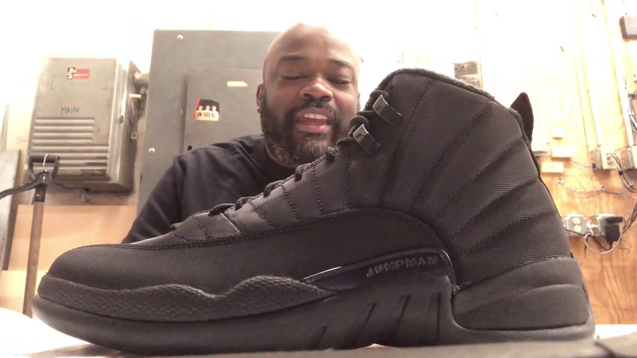 111387f23a2 Shortyc94 Reviews The Nike Air Jordan 12 Winterized