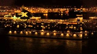 Celebrity Infinity Cruise departing Liverpool
