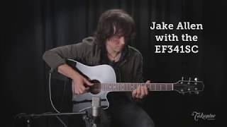 Takamine EF341SC Demo by Jake Allen