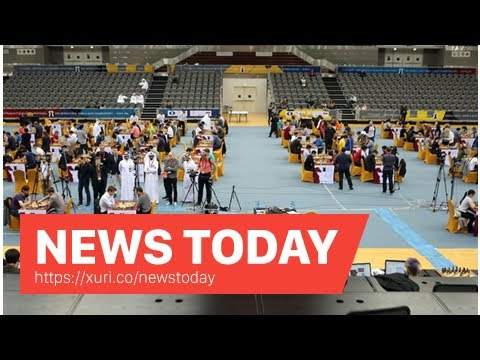 News Today - Chess Federation said Israel excluded Saudi Organization fits