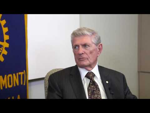 A Mother's Vision - Richard D. King, Former Rotary International President
