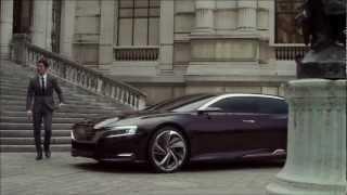 Citroen Numero 9 Concept 2012 Videos
