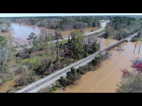 South Georgia Flood 2020