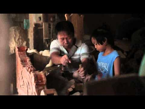 "DUKIT by Armando ""Bing"" Lao (AVP Trailer) A Kapampangan Film on the Woodcarving Tradition of Betis"