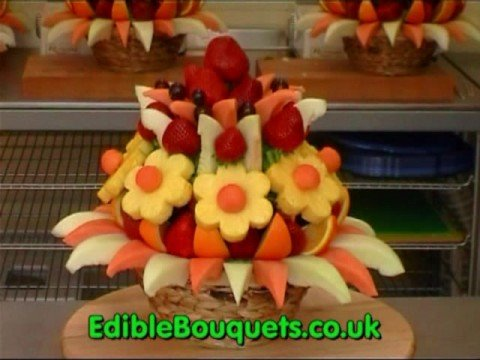 edible fruit bouquets and arrangements with or without chocolate