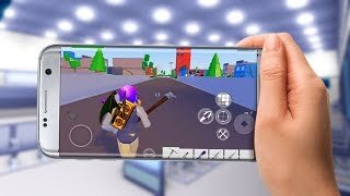 How To Play Strucid on Mobile | Roblox