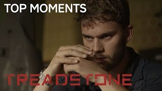 Treadstone  Top Moments Season 1 Episode 5 Bentley Interrogates His Aggressor  on USA Network