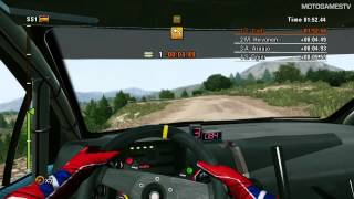 WRC 3 PC Demo - Spain Single Stage Gameplay