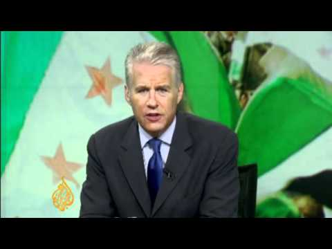 Syria observer chief talks to Al Jazeera