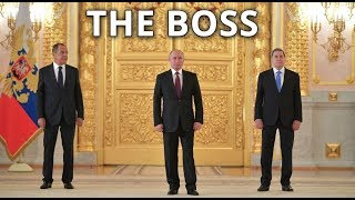 Putin Meets New Ambassadors Receive Their Credentials Russia Will Stand Up For National Interests