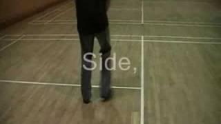 Linedance basic steps ~ Grapevines.
