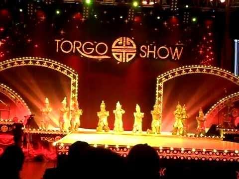 Torgo show Ensemble Ulaalzay - The Goddess Dance