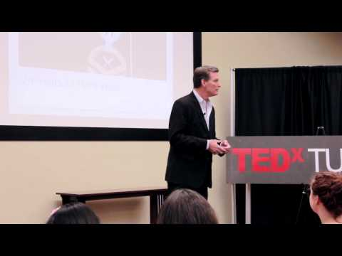 Triumphing Over Cerebral Palsy: John Quinn at TEDxTucson