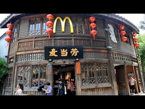 McDonald's to double number of stores in China after auction