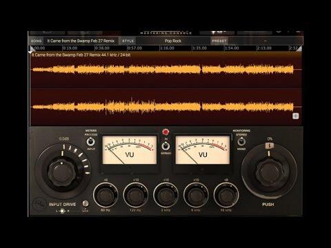 Lurssen Mastering Console Tour