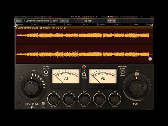 IK Multimedia Lurssen Mastering Console Review - Audiofanzine
