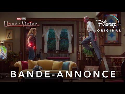 WandaVision - Bande-annonce de mi-saison (VF) | Disney+