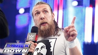 Daniel Bryan welcomes back Dolph Ziggler, Erick Rowan and Ryback: SmackDown, January 22, 2015