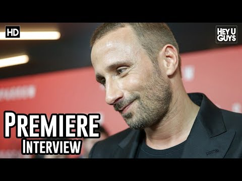 Matthias Schoenaerts - Red Sparrow Premiere Interview
