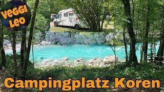 Campingplatz Koren | Kobarid | Slowenien