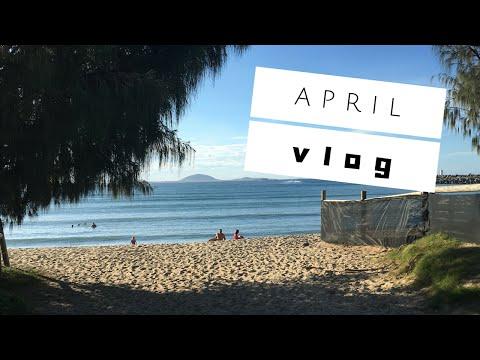 April Vlog   Phoebe Jay