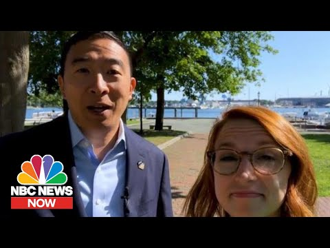 Getting To Know Presidential Candidate Andrew Yang | NBC News Now