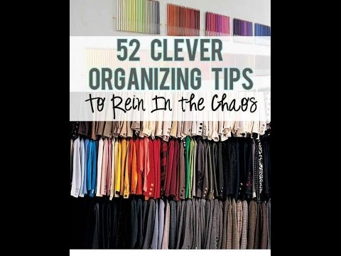 52-organizing-tips-to-declutter-your-home