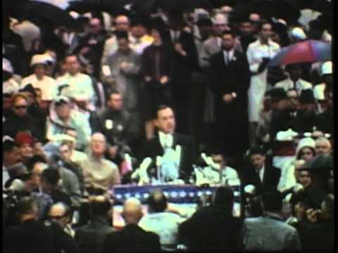 Governor Claude Kirk Inauguration (1967)