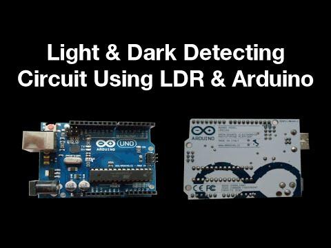 Arduino analog interrupt LDR - Stack Exchange