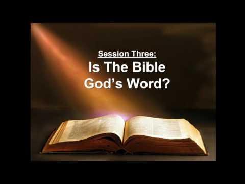 Understanding the Bible Day 3